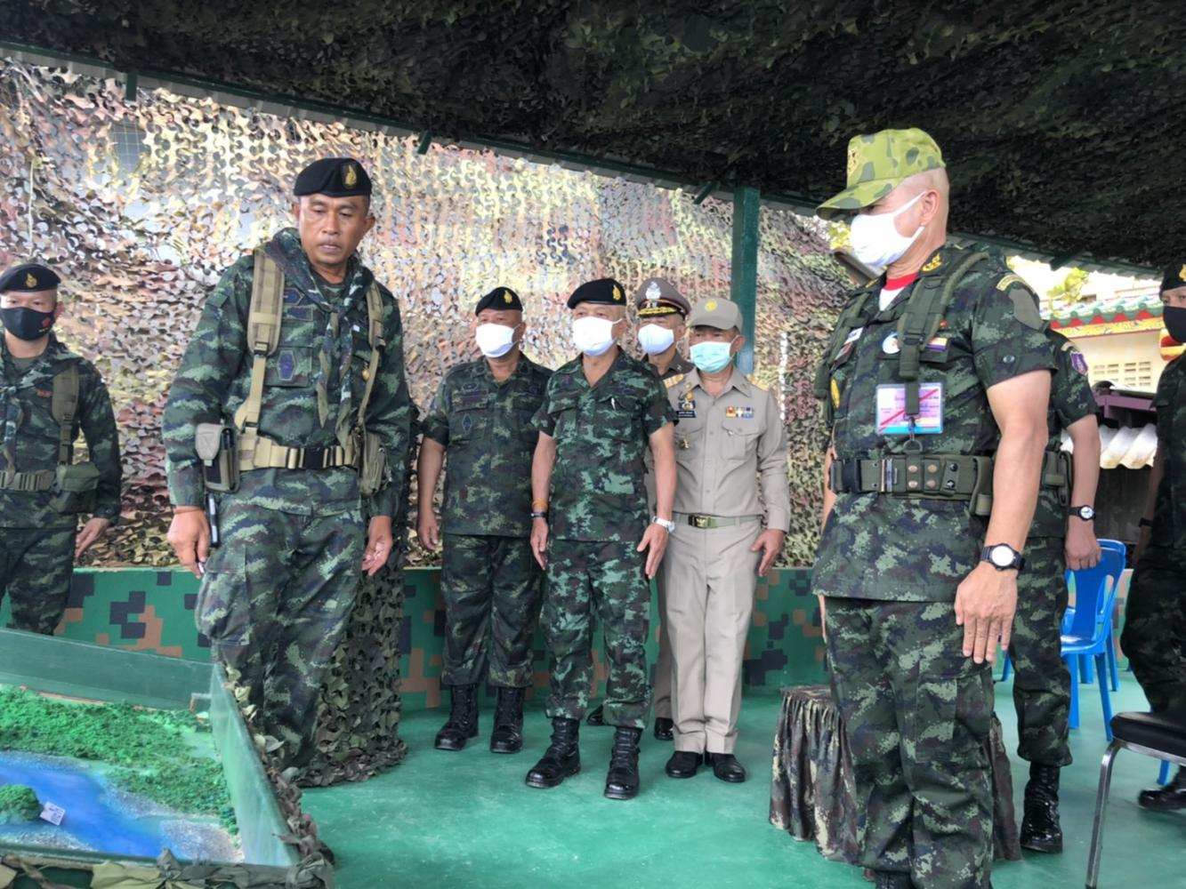 Army chief urges Ranong boost