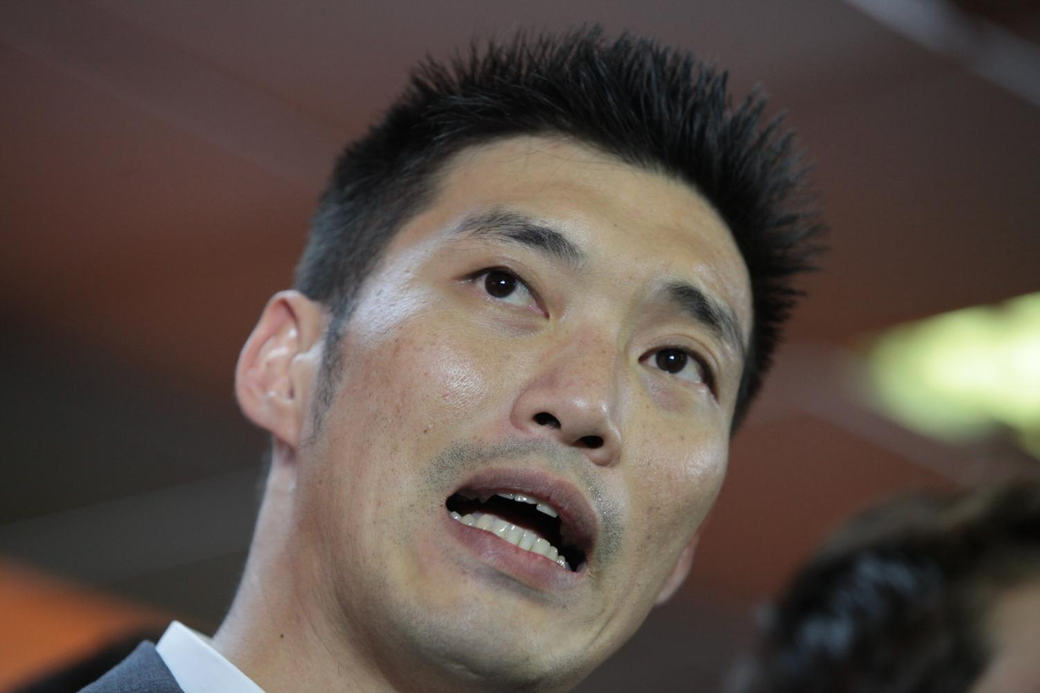 Thanathorn to face criminal charges