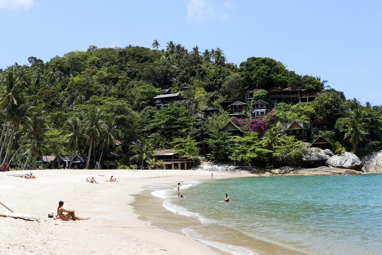 'Third best' island