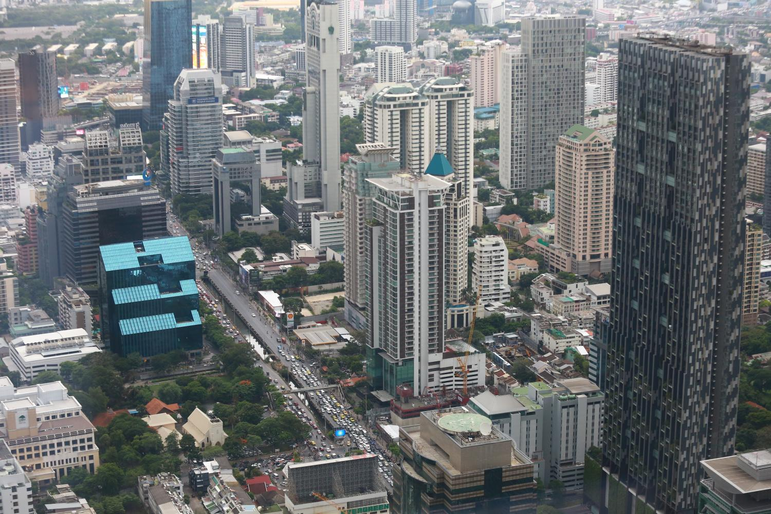 The Bangkok condo market will likely be in a correction until next year and take a few years to return to normal.