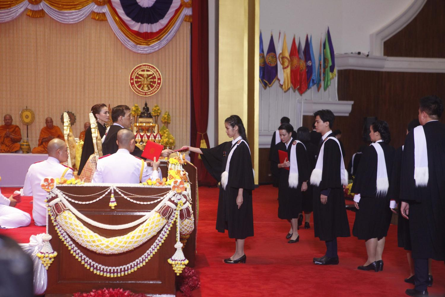 Army keeps eye on Thammasat University ceremony