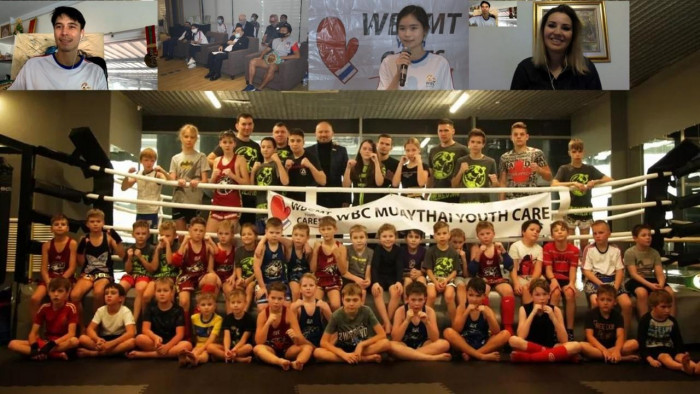 Muay Thai spreads its wings