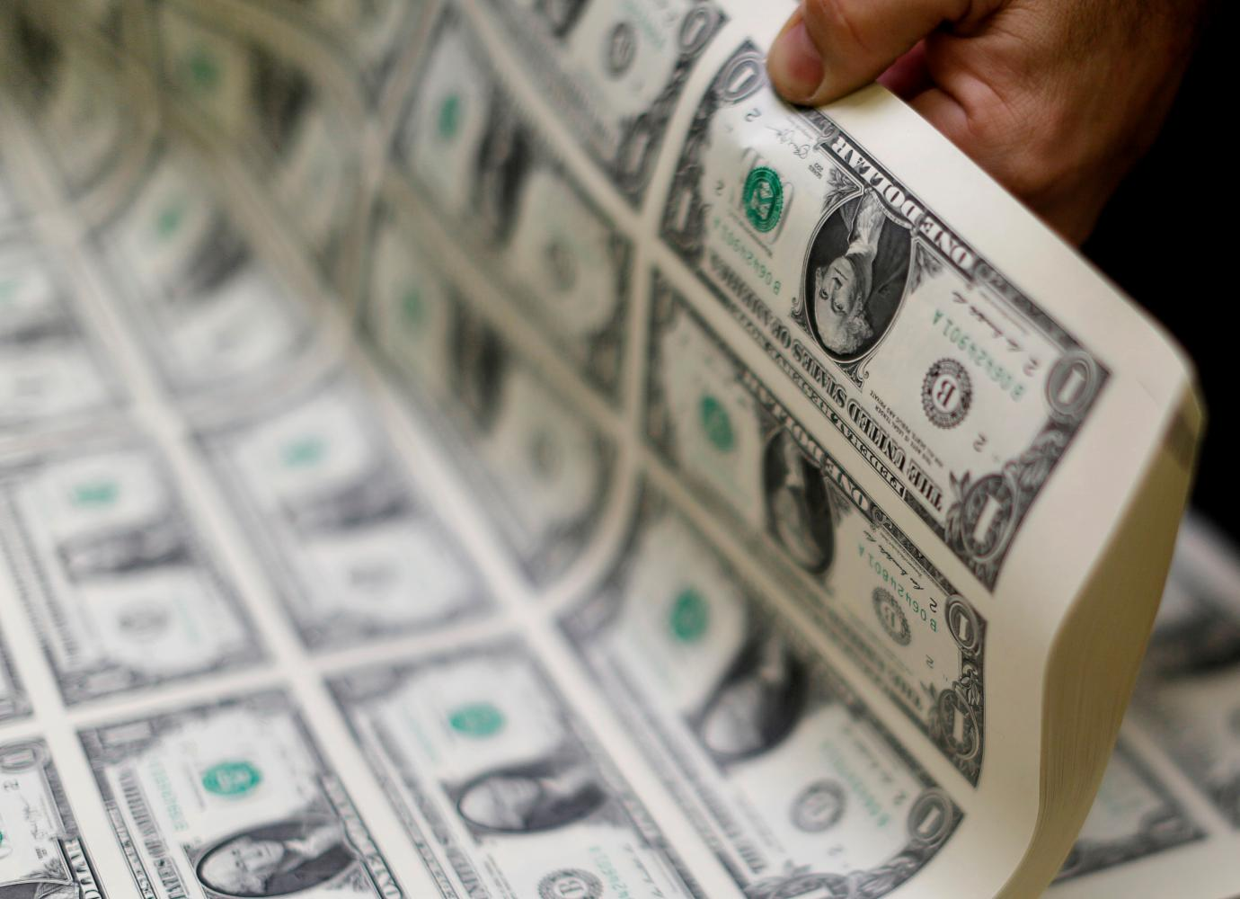 The Dollar Is Weak. Investors Bet It Will Slide Even More.