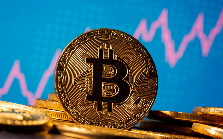 turning money into bitcoins