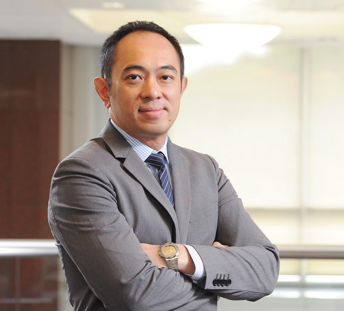 Krisda Phatcharoen, country head of commercial banking, HSBC Thailand