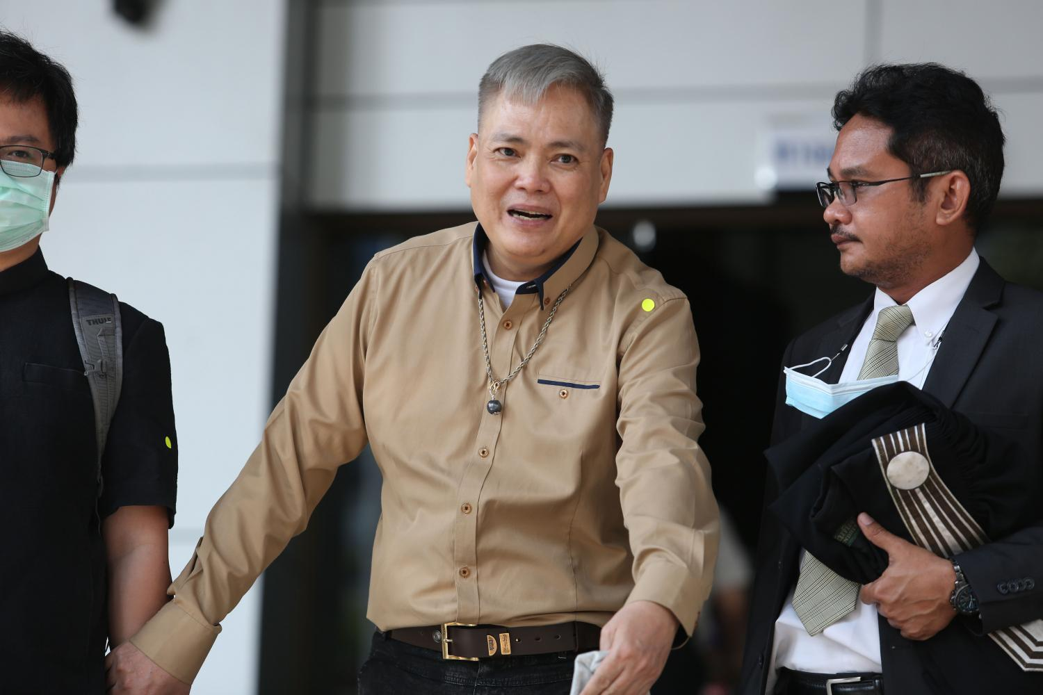 Lese majeste offender convicted, then released