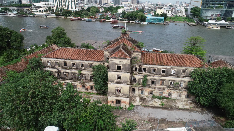 Riverside hotel slated for 2025
