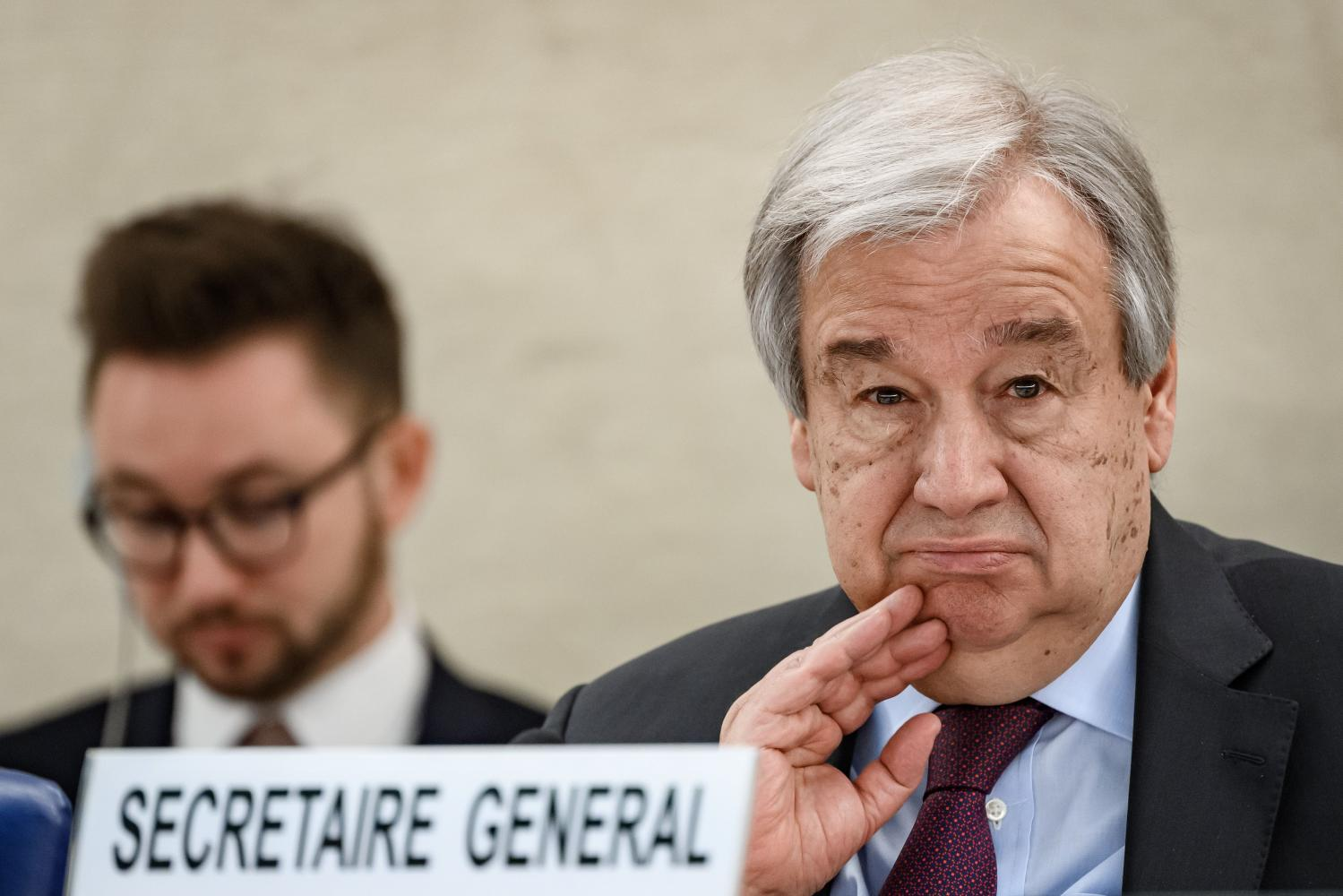António Guterres does not deserve a second term