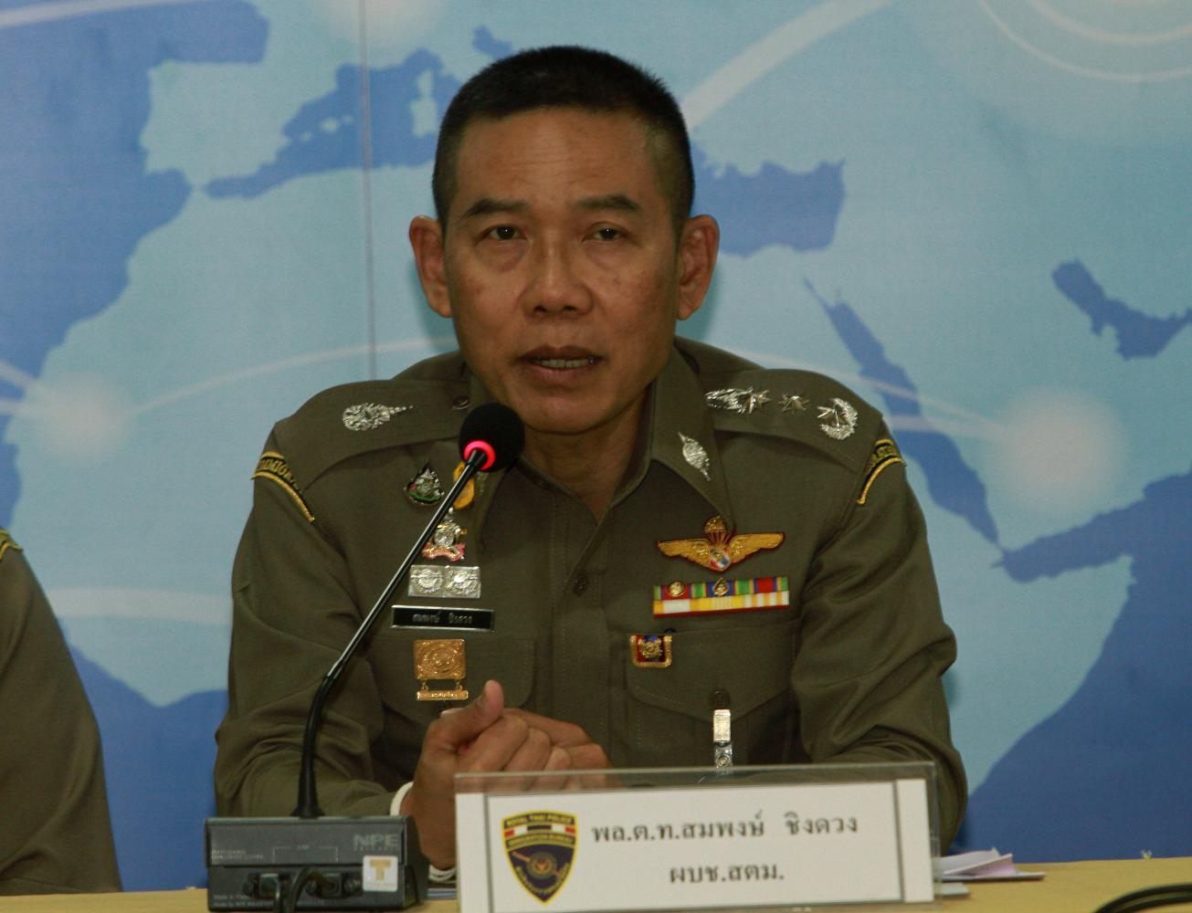 Sompong: No fallout from protests