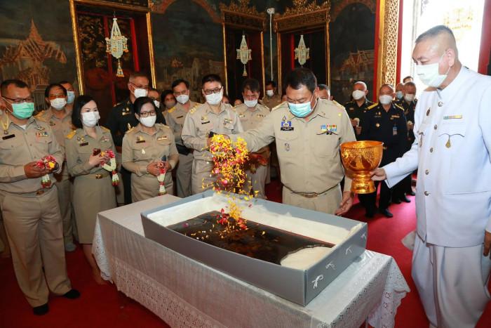 FAD to help restore Wat Ratchapradit