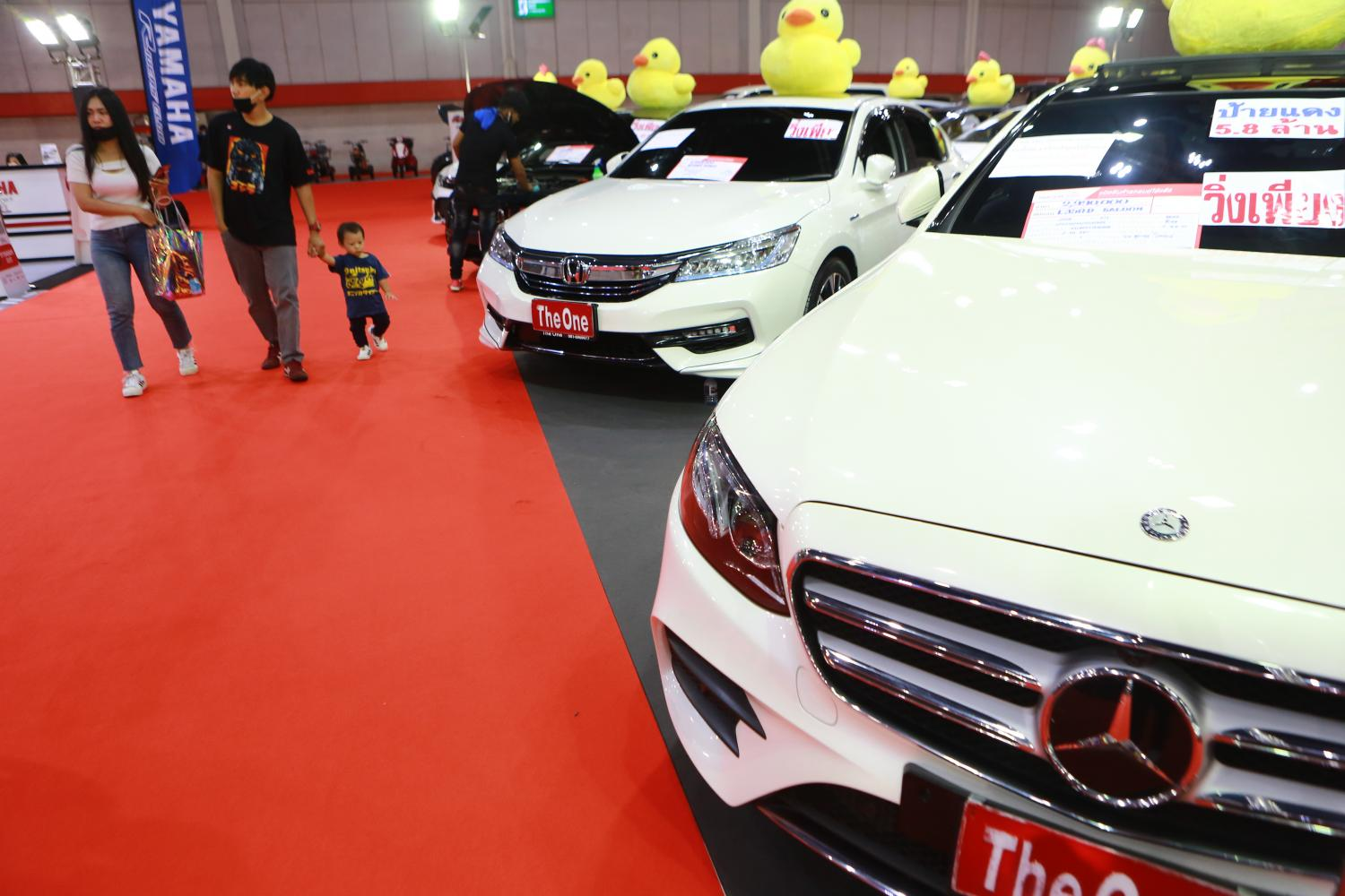 Auto loan competition ramped up