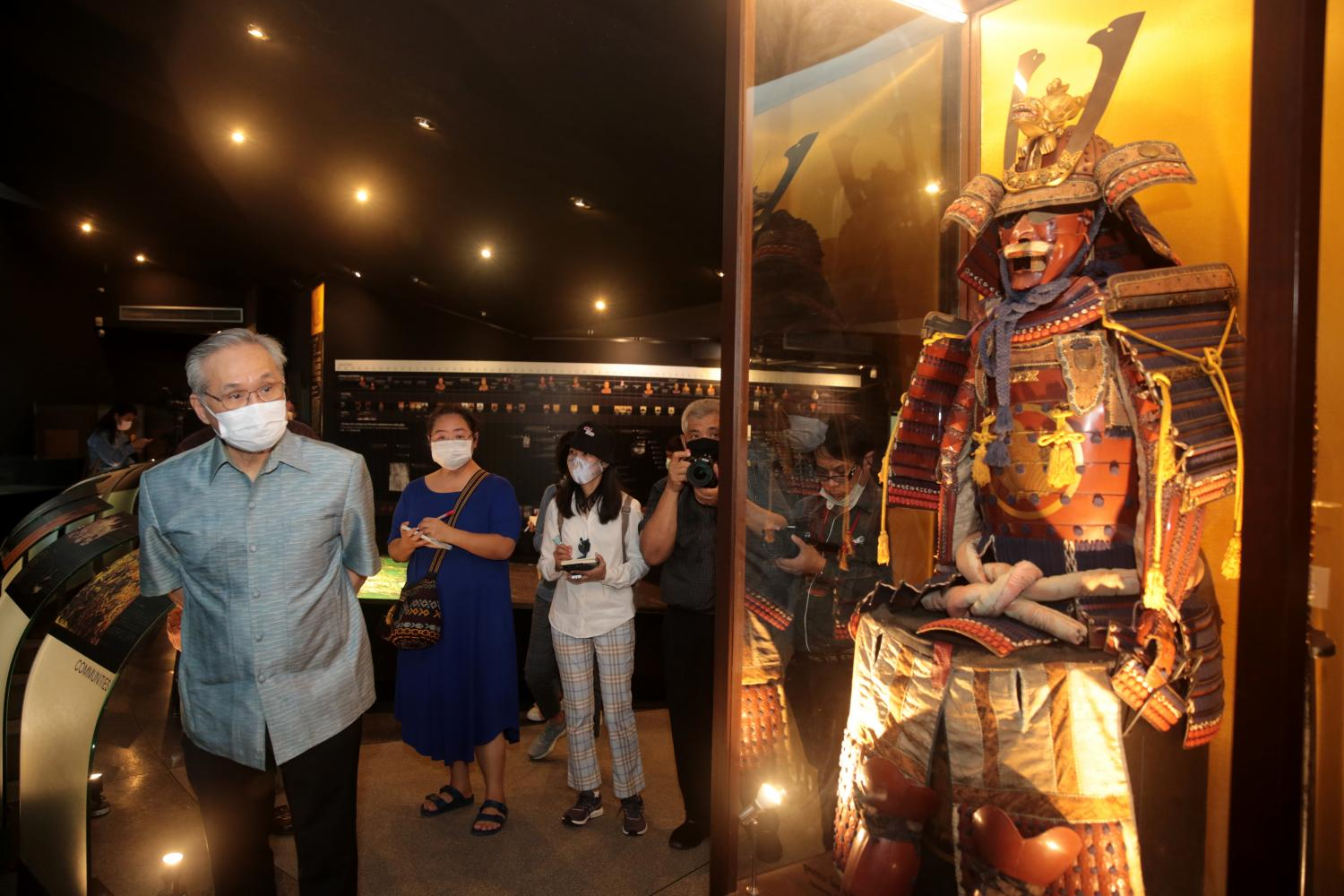 Westerners leave mark on Ayutthaya