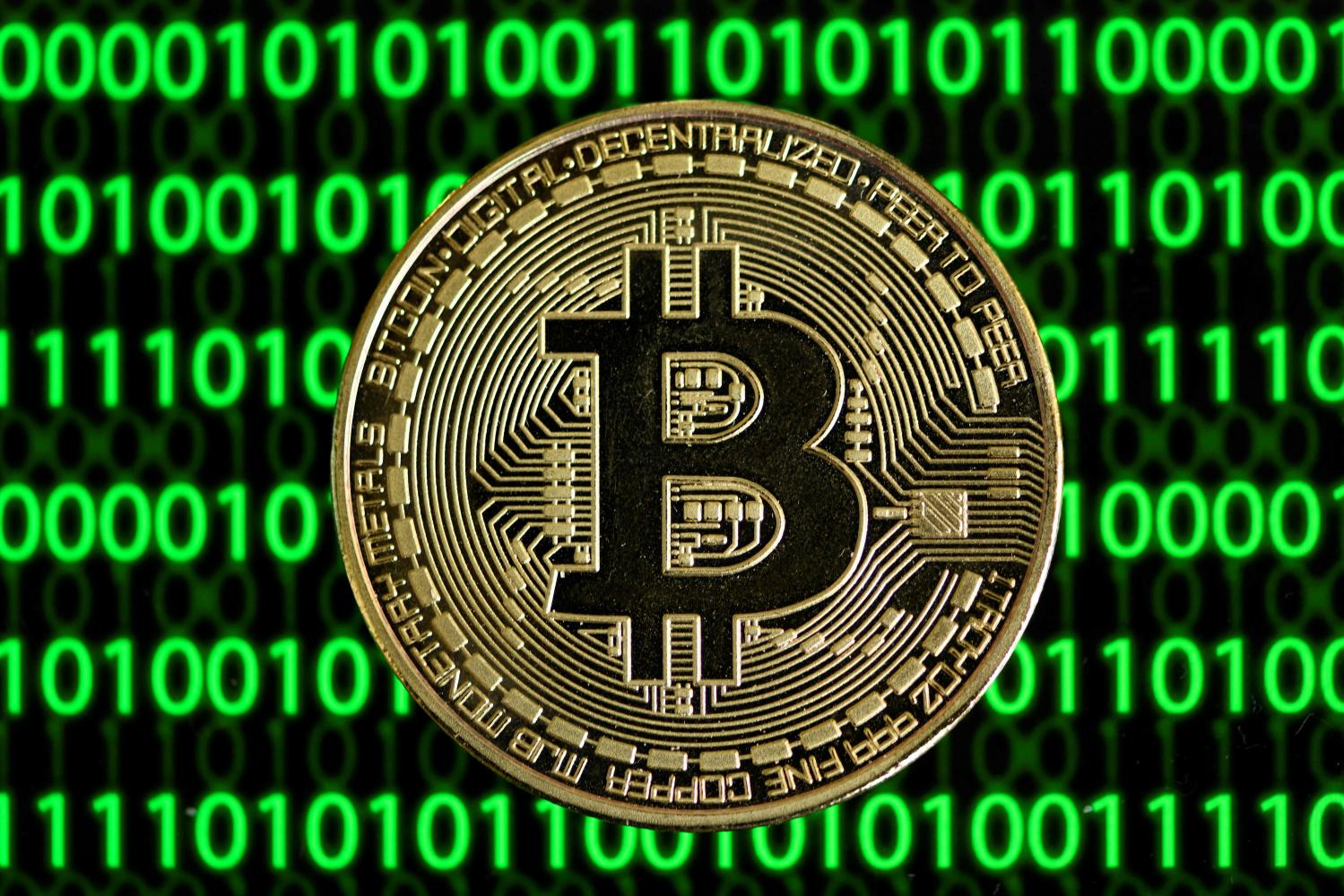 The SEC plans to revise several laws to prevent the use of cryptocurrencies in crimes.(Photo: AFP)