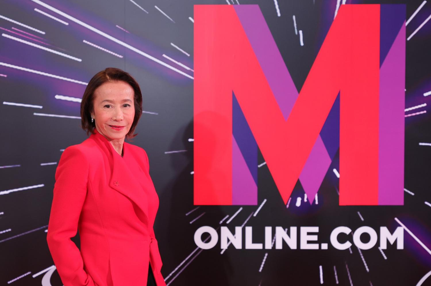 Ms Supaluck says the company's move towards omnichannel is part of a strategic plan to grow sustainably.