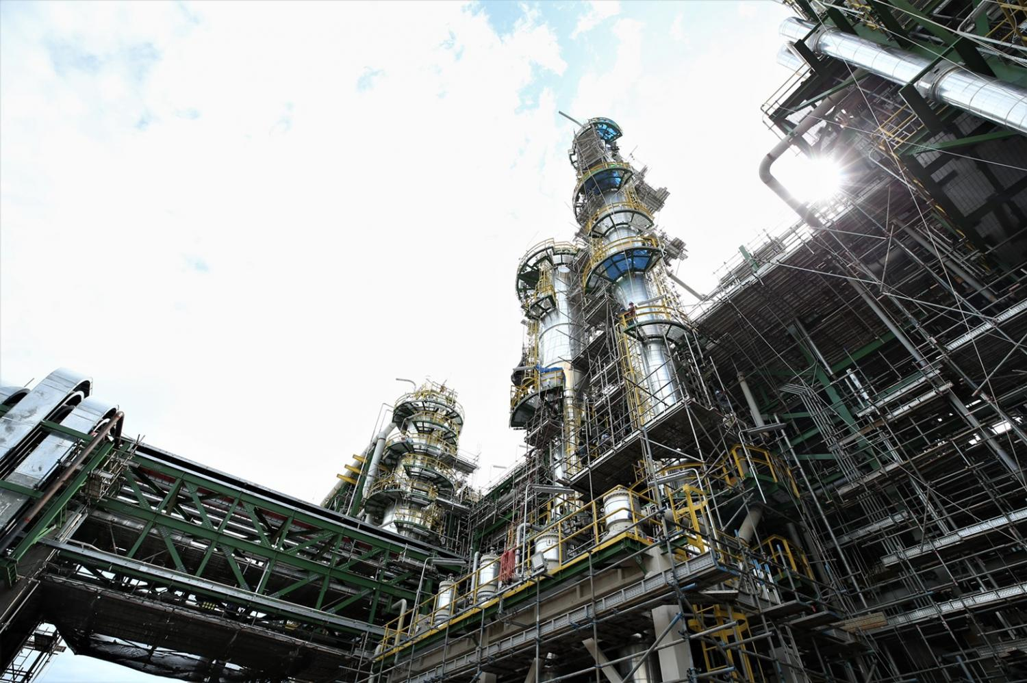 Among PTTGC's many new outlays are its olefins reconfiguration project and downstream projects, expected to be operational soon.