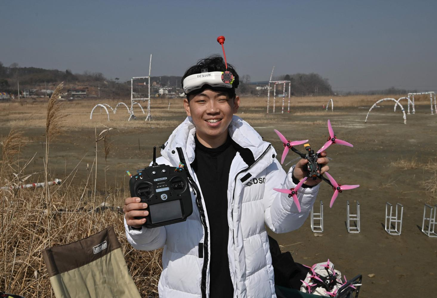 Meet S. Korea's 18-year-old world drone champion
