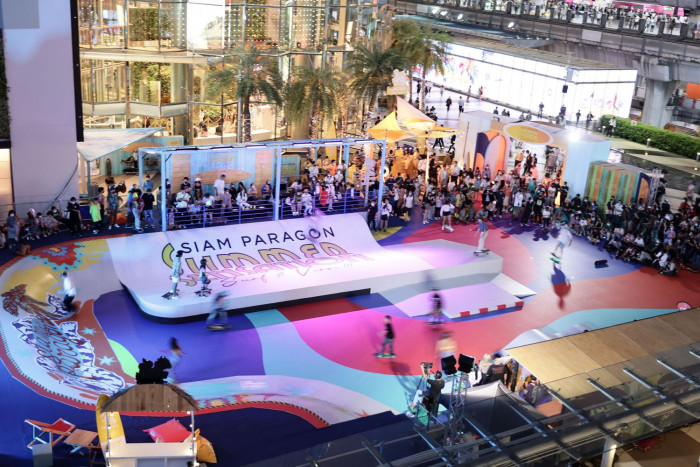 Surf skate heaven comes to Parc Paragon