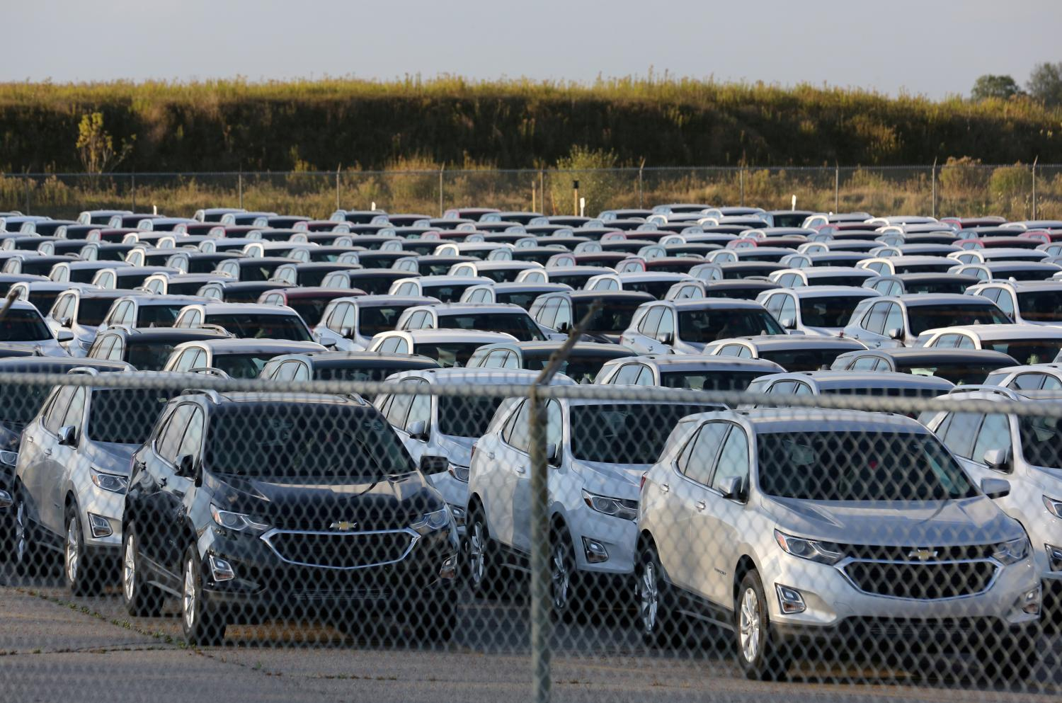 GM said Thursday three plants previously unaffected by semiconductor supply problems will be idled or have output reduced for one or two weeks.