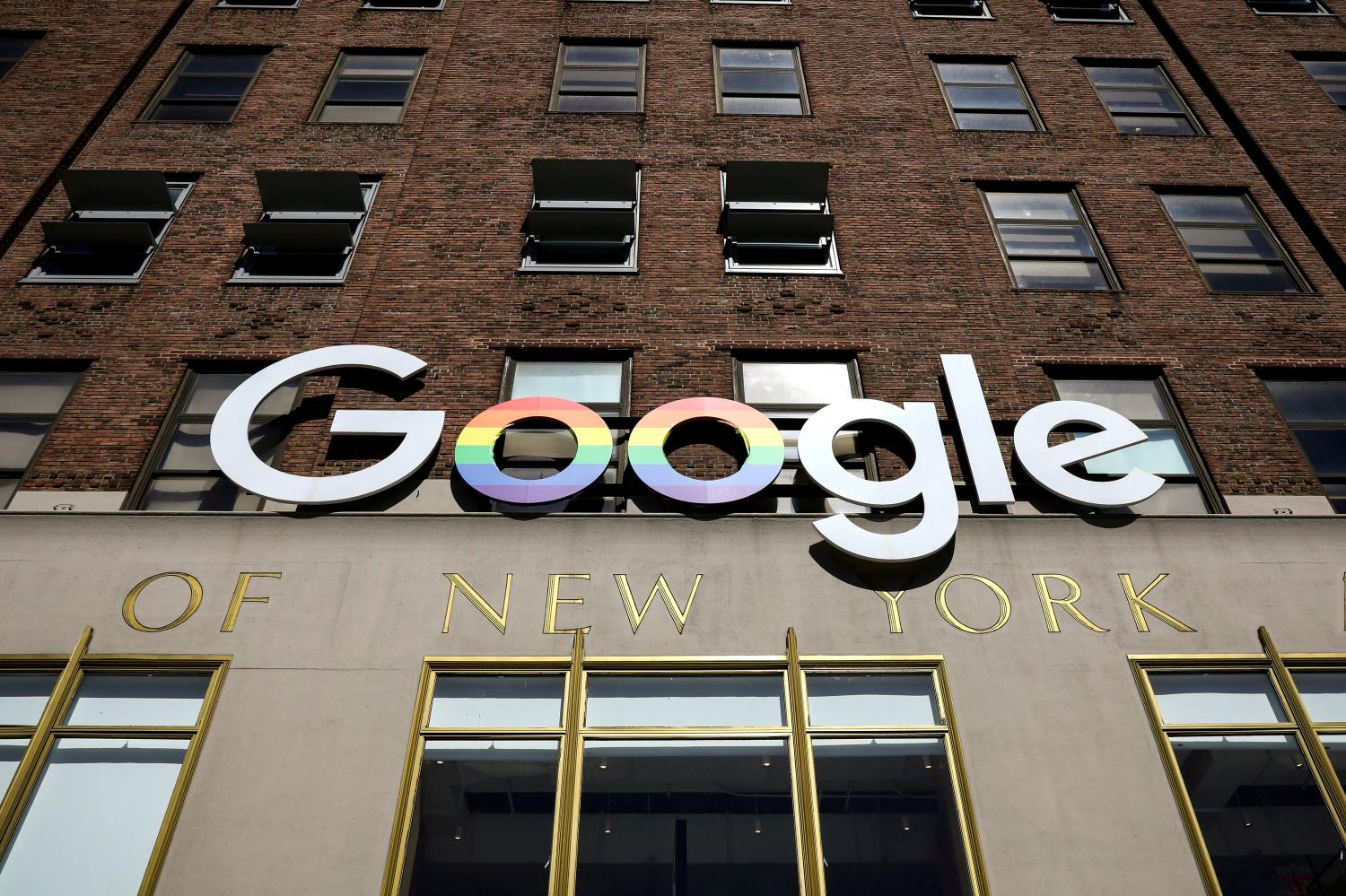 Google's company offices in New York. Digital media giants like Google suck up 60% of all online advertising in the world, leaving traditional media outlets and publications high and dry.(Photo: Reuters)