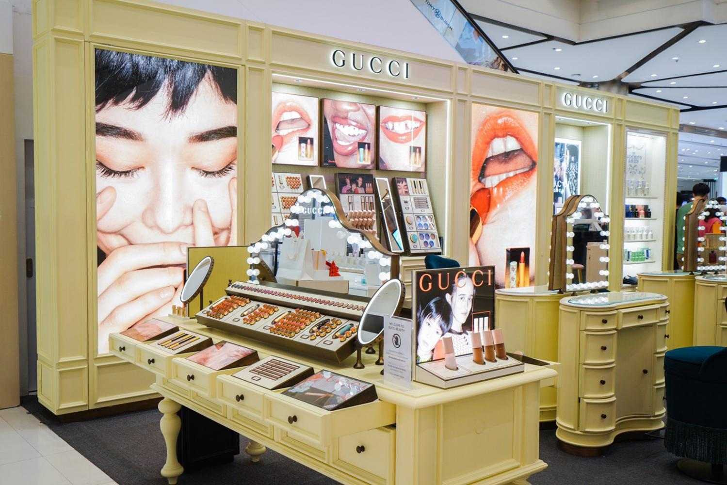 Paragon's Beauty Hall gets a makeover