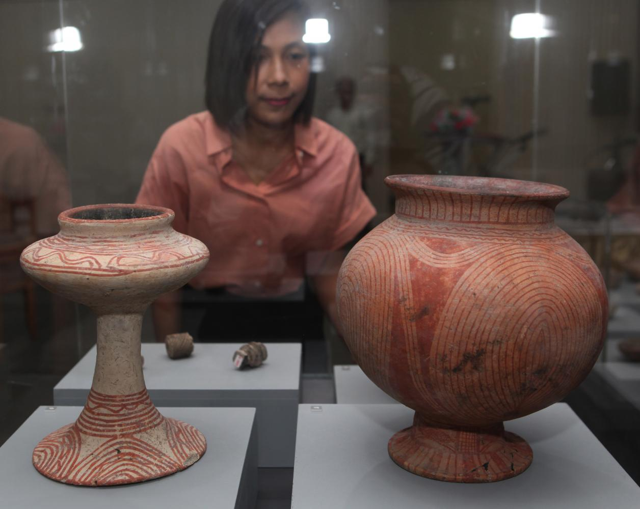 New archaeological centre in Udon Thani