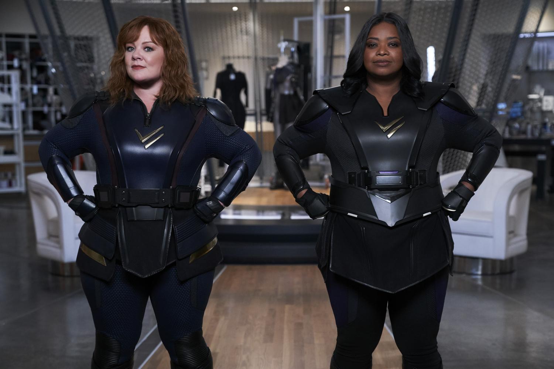 Half-baked superhero comedy