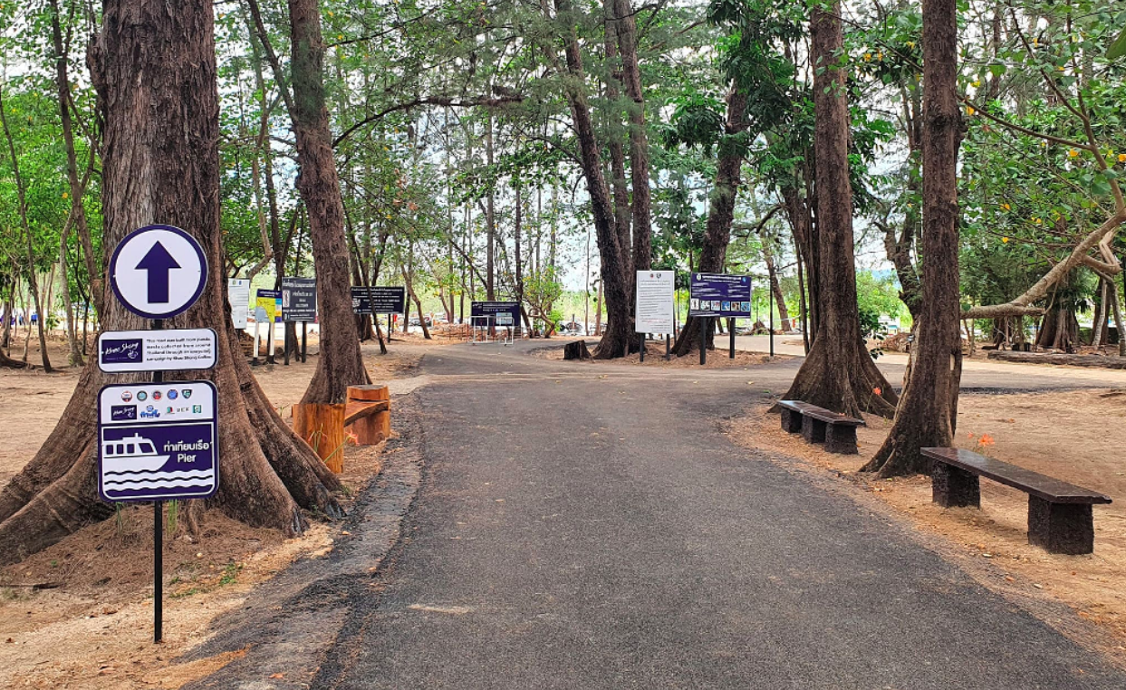 Krabi welcomes longest recycled road in SEA