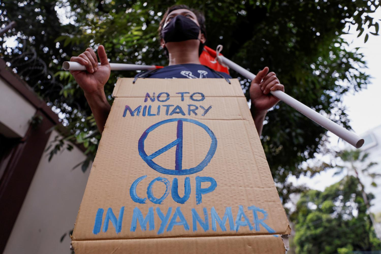 Govt ducks Asean Myanmar challenge