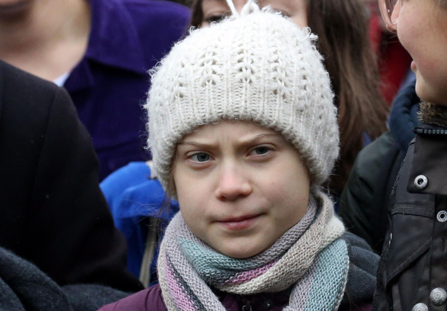 Who's more right, Greta Thunberg or Bill Gates?