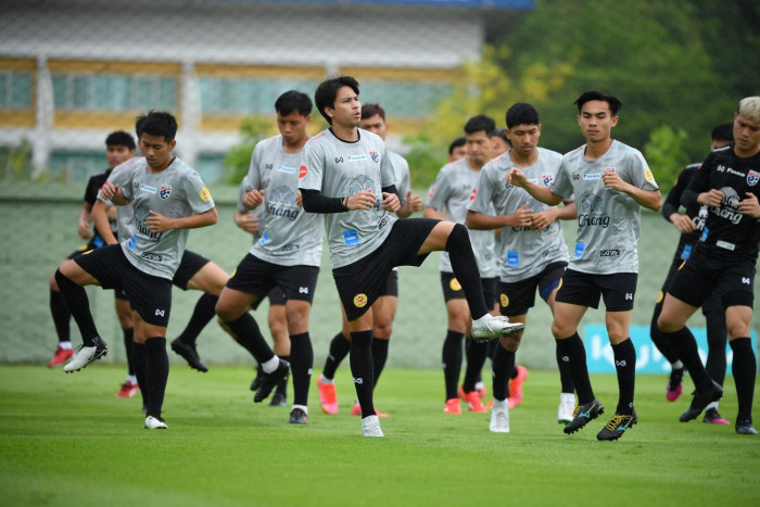 Nishino keen on improving  national team's fitness level