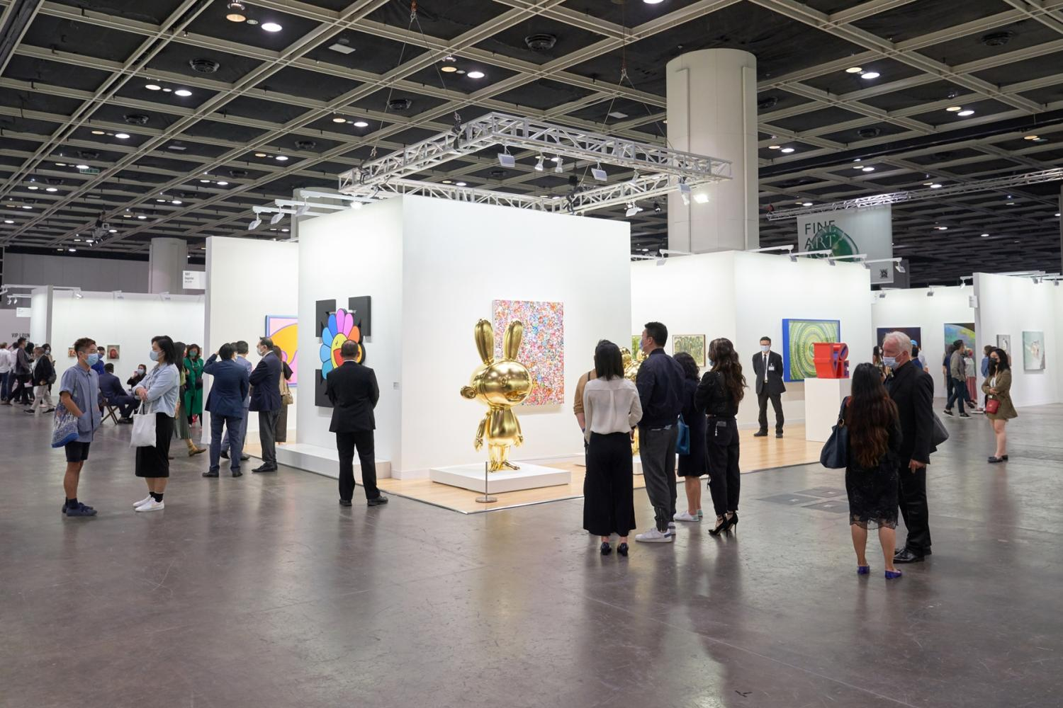 Hong Kong art events go online for global audience