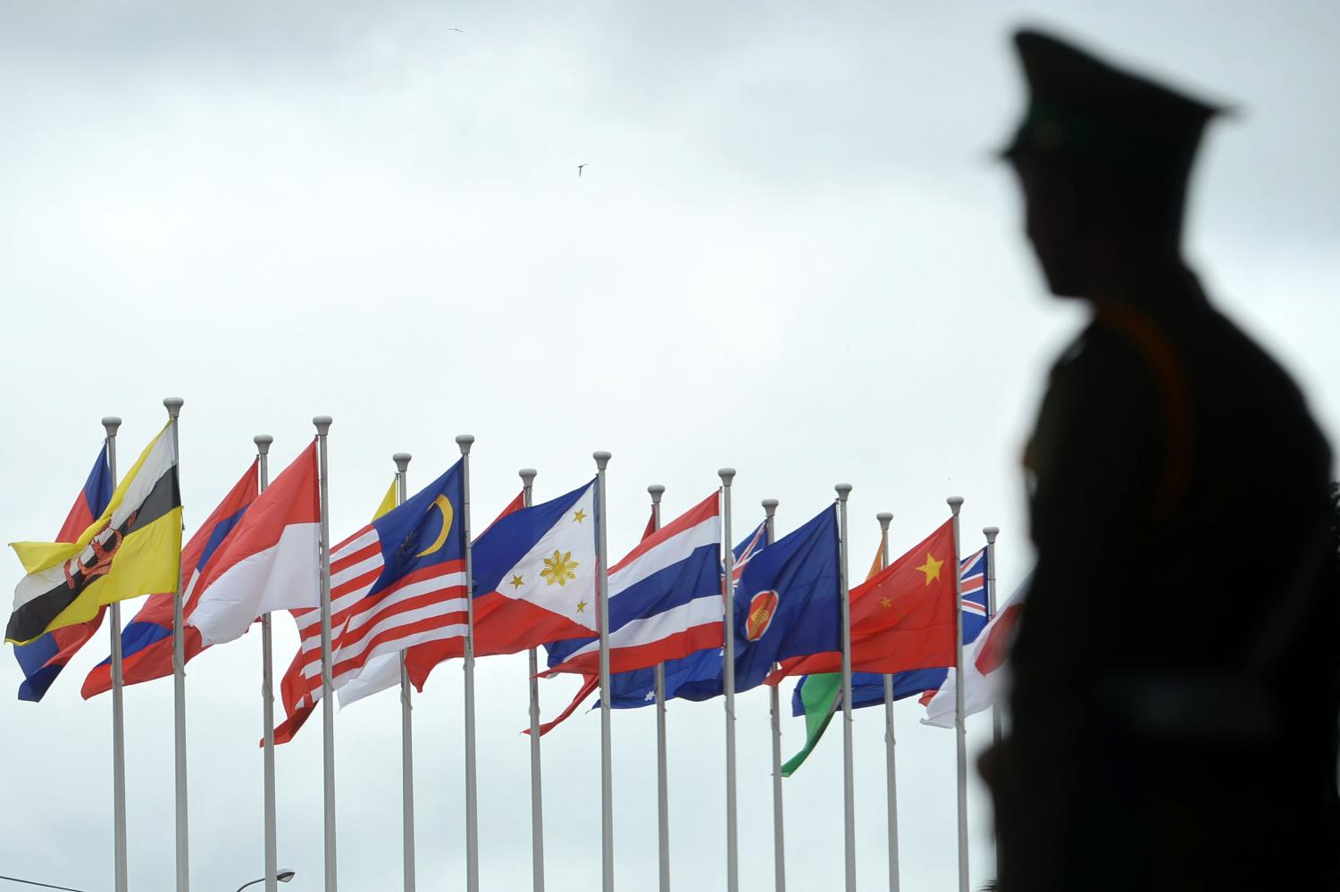 Asean must engage with US, China