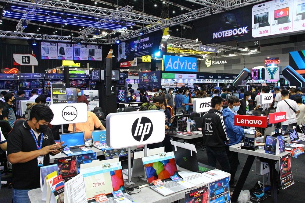 IT products recorded a sales surge in April despite the third wave of the pandemic.