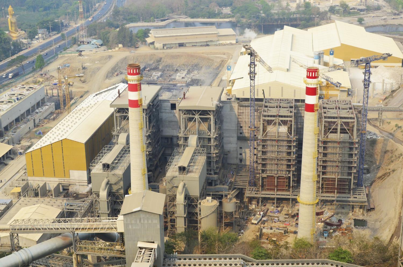TPI Polene Power's waste-to-energy power plant in Saraburi province.