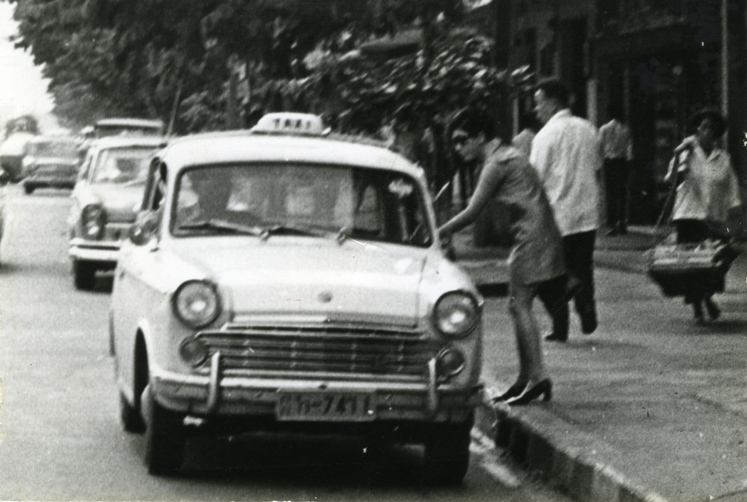 Taxi Timeline
