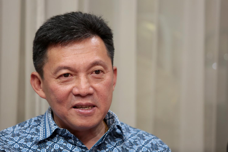 Mayor of Nakhon Yala and president of the National Municipal League of Thailand Pongsak Yingchoncharoen
