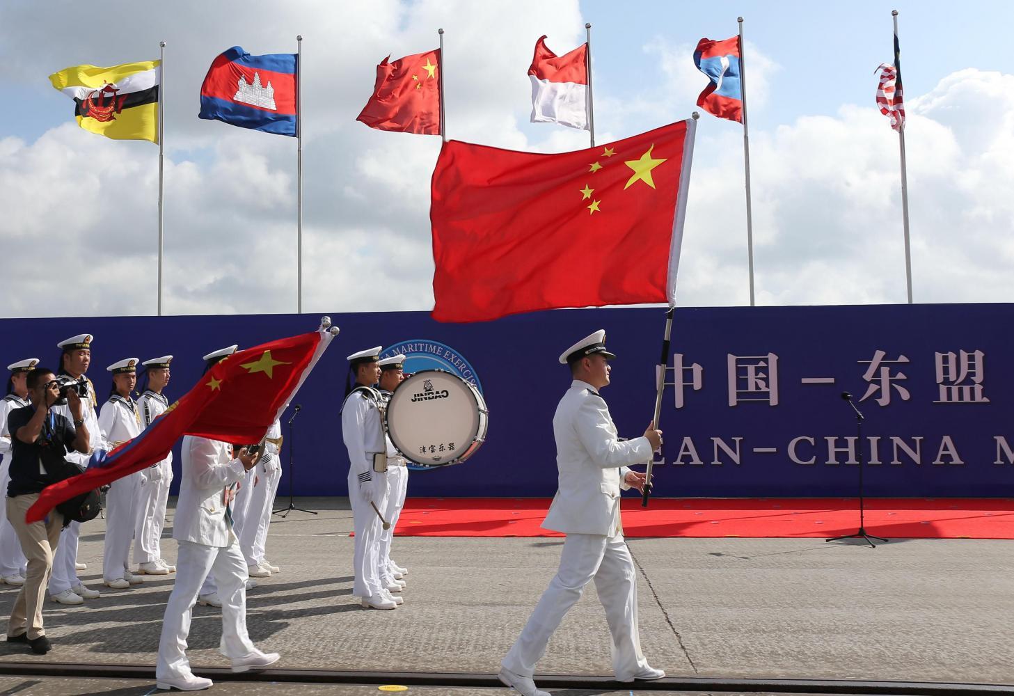 Asean, China promote Asian values