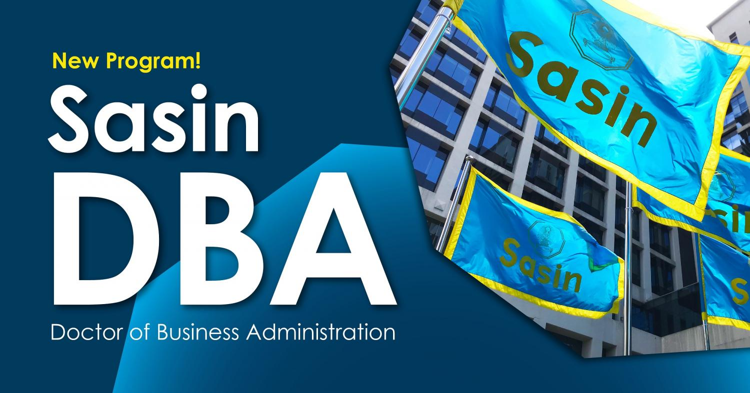 Sasin offering new part-time PhD course
