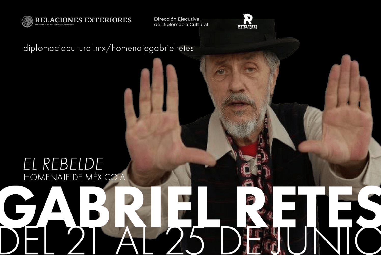 Four films by Gabriel Retes to be screened for free