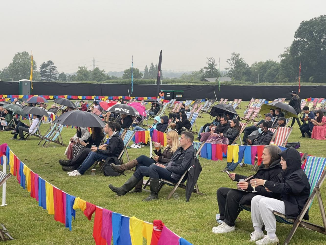 The Alfresco Theatre in partnership with the Tourism Authority of Thailand's London office hosted an Alfresco