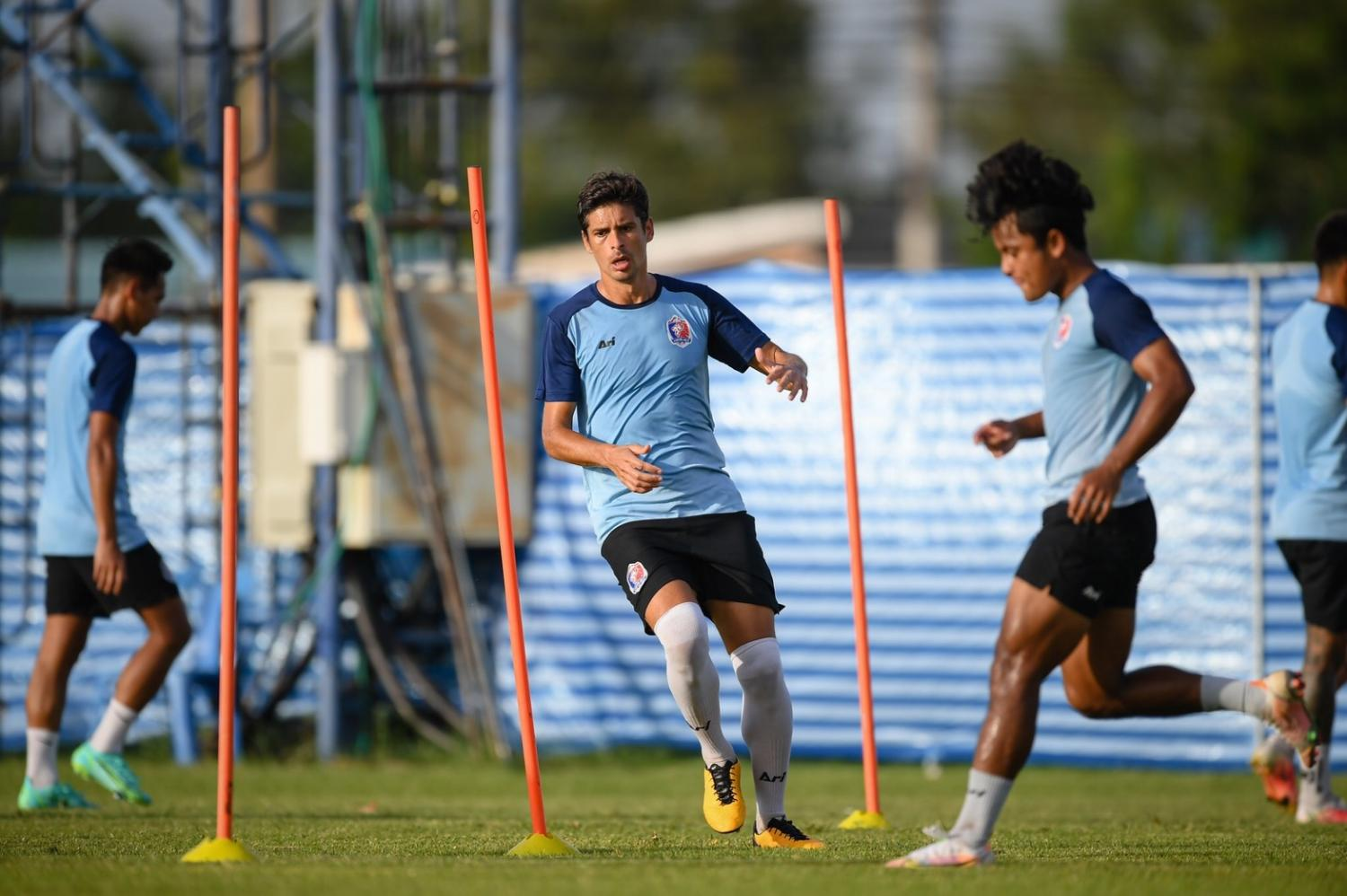 T1 side Port face Kitchee on home soil