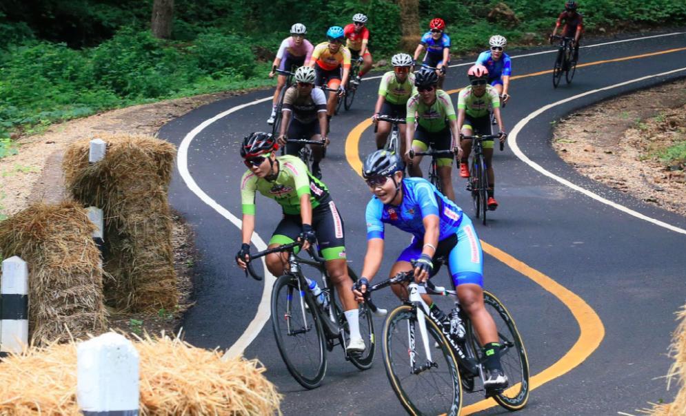 Mukdahan hosts major cycling race