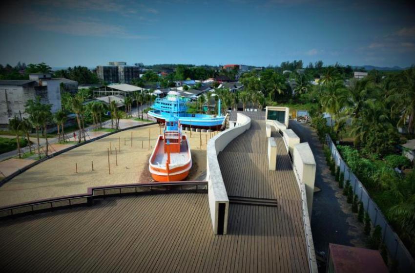 Tsunami memorial to open in December