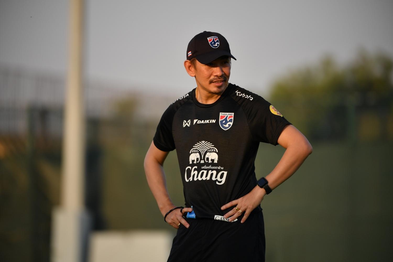 Anurak takes over men's teams in caretaker capacity