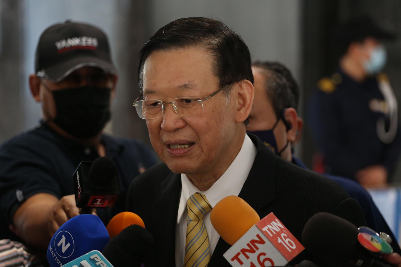 Paiboon: Thinks bill will be passed