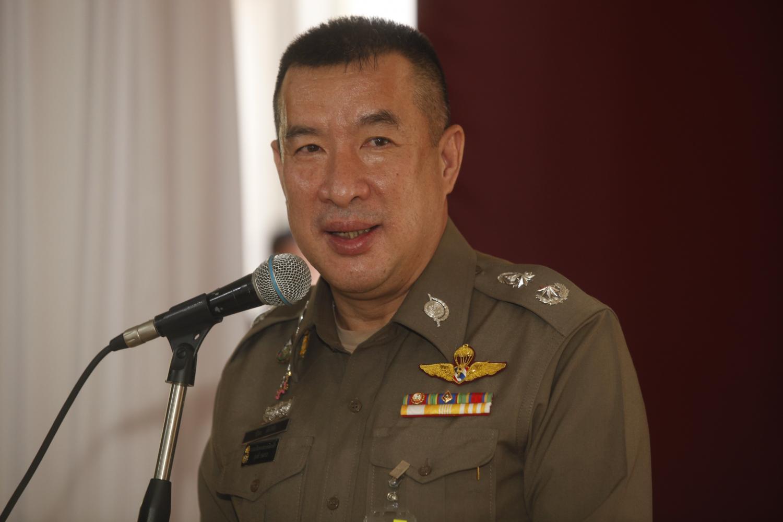 Pol Maj Gen Piya Tawichai: Police action standard practice.