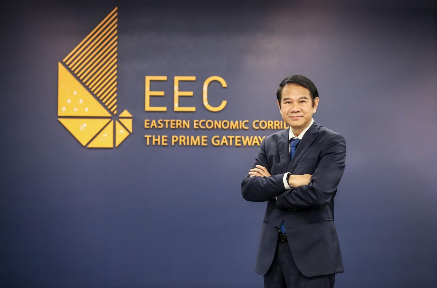 Mr Kanit says the EEC scheme alone is not enough to upgrade Thailand to become a developed country.