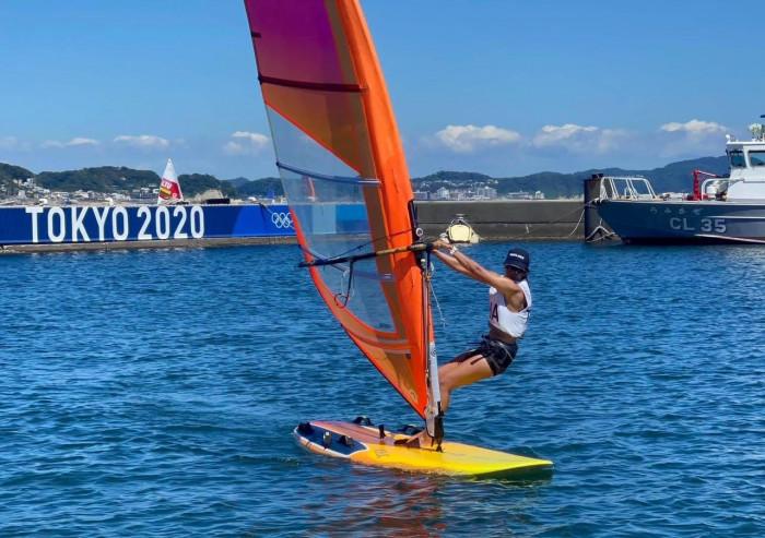 Thai windsurfing duo Siripon and Natthaphong hope to tame winds