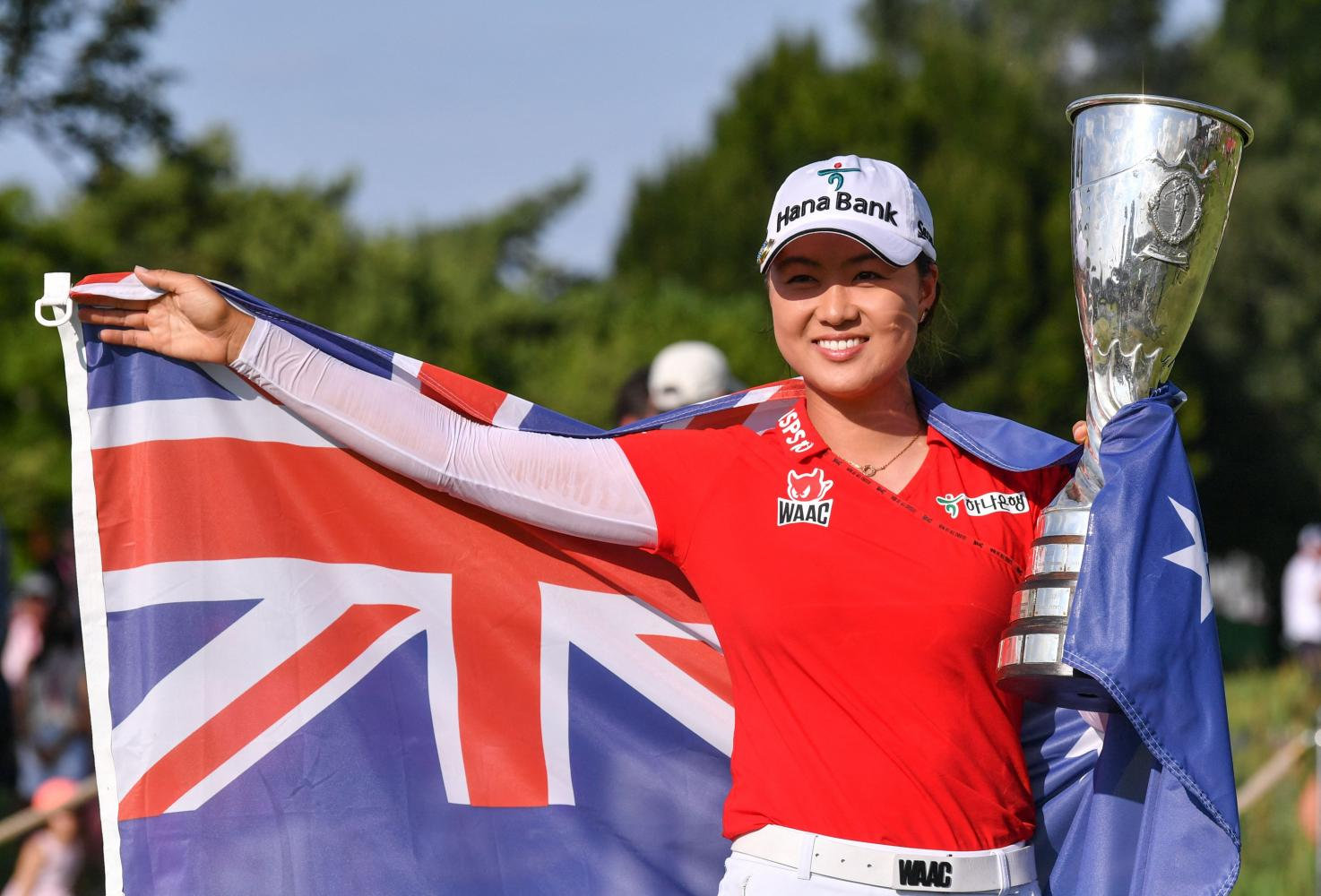 'Perfect' Lee bags first major crown