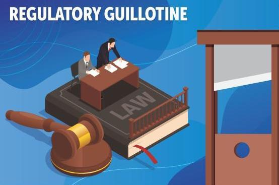 Government asked to expedite regulatory guillotine